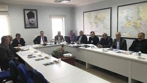 OSB Müteşebbis Heyeti Yıl Sonu Toplantısı