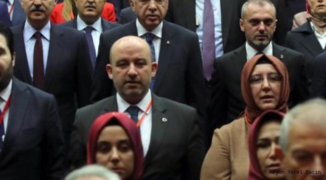 Sezen Afyonkarahisar halkının taleplerini Cumhurbaşkanına aktardı