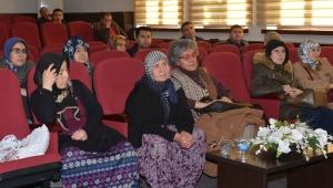 Yılın Son Halk Toplantısı Yapıldı