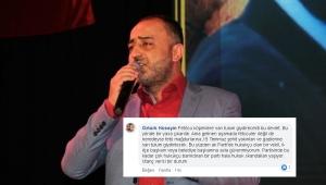 15 TEMMUZ GAZİSİNDEN SKANDAL SÖZLER..!!