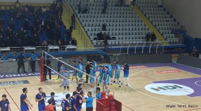 Afyon Belediye Yüntaş, İnegöl Belediyespor'u 3-1 Mağlup etti.