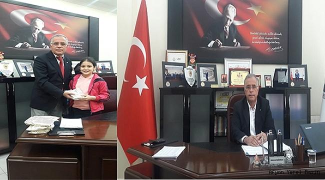 Başkan Bağırkan'dan Eğitim-Öğretim Yarıyıl Mesajı