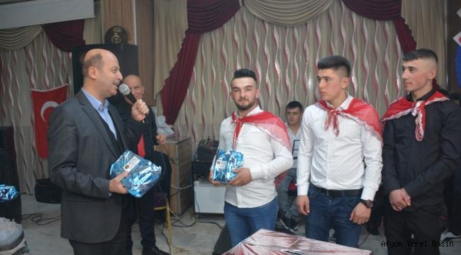 Başkan Bozkurt Asker Gecesine Katıldı