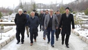 Başkan Bozkurt'tan Şehit Yasin Çubuk'un Ailesine Ziyaret