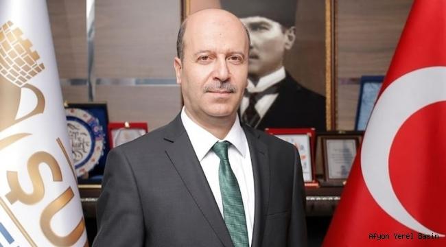 Başkan Recep Bozkurt'tan 10 Ocak Çalışan Gazeteciler Günü Mesajı
