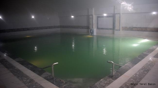 """Başkan Şahin, """"Jeotermal Kaplıca Tesisimiz Yarın Hizmete Açılıyor"""""""