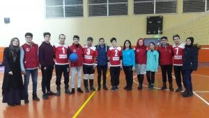 Engelliler Gençlik ve Spor Kulübünden güzel bir etkinlik..