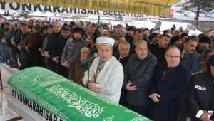 MHP İl Başkanı Kocacan'ın acı günü