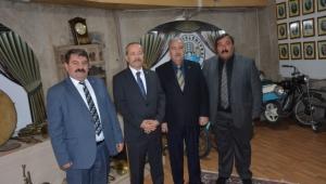 MHP TEŞKİLATI DİNAR'DA BİR ARAYA GELDİ