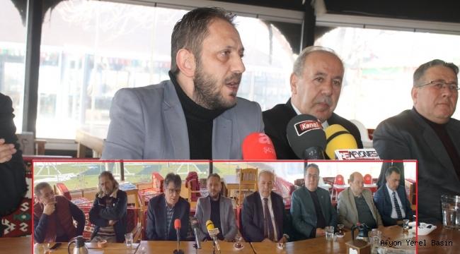 Mustafa Dağhan'dan birlik çağrısı..