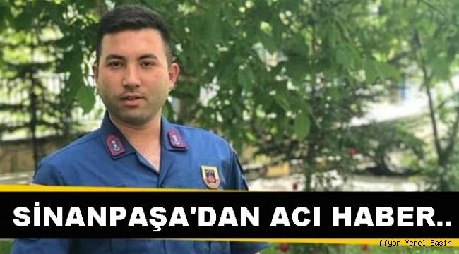 SİNANPAŞA İLÇEMİZDEN ACI HABER..