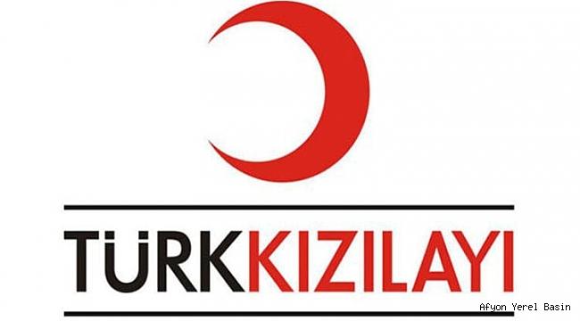 Türk Kızılay'ı Dinar'a Yeniden Açılmalı