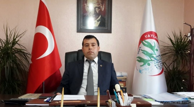 Başkan Niyazi Akgedik'in Regaip Kandili Mesajı