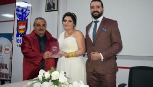 Başkan Şahin, Oğlunun Nikahını Kıydı