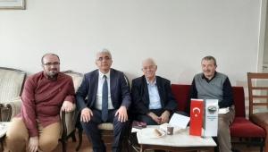 EBER GÖLÜ GÜNDEME TAŞINDI..