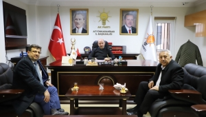 Kayacan AK Parti'ye geçmek için başvuru yaptı