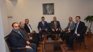 Milletvekili Taytak'tan hayırlı olsun ziyareti