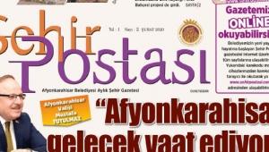 ŞEHİR POSTASI YİNE DOLU DOLU