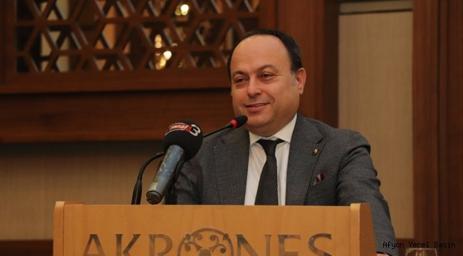 SERTESER, AFSİAD'IN AYLIK İSTİŞARE TOPLANTISI'NA KATILDI