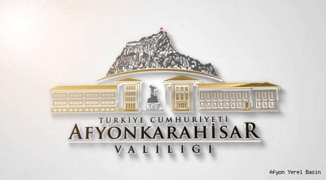 VALİLİK'TEN KORONAVİRÜS HAKKINDA AÇIKLAMA