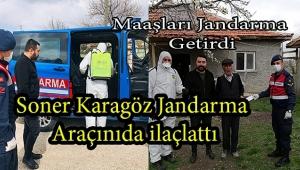 Alacat Köyü Muhtarı Soner Karagöz'den Coronavirüs Tedbirleri