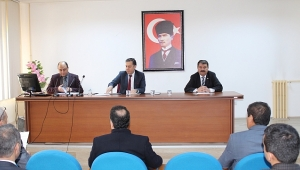 Başkan Sarı Vefa Sosyal Destek Grubu toplantısına katıldı