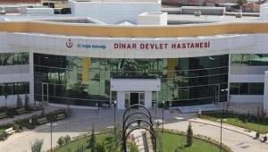 Dinar Devlet Hastanesinde Hasta Ziyaretlerinde Değişiklik Yapıldı