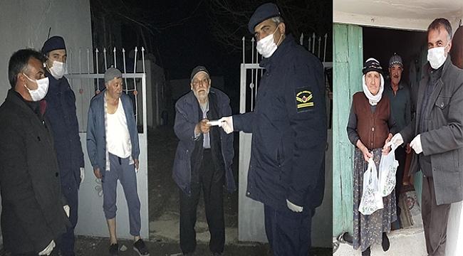 Muhtar Bayram Arslan 65 Yaş üstü Vatandaşların Hizmetinde