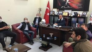 Abdullah Bağırkan'dan Dinar Gündem Gazetesine Basın Açıklaması