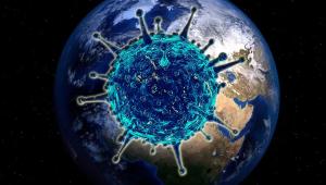 Dünya'da Corona Vaka Sayısı 900 Bin'e Yaklaştı