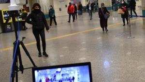 İBB, metro istasyonlarına termal kameralar yerleştiriyor