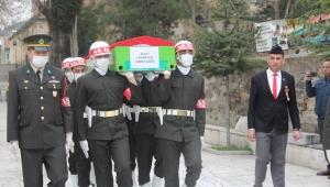 Kıbrıs Gazisi Tahsin Koç Son Yolculuğuna Uğurlandı..