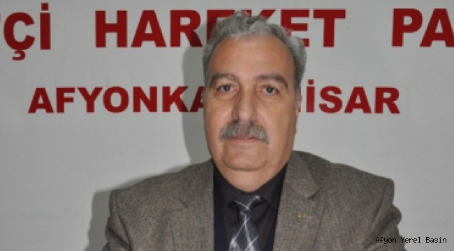 Mehmet Kocacan, Berat Kandili dolayısıyla bir kutlama mesajı yayınladı