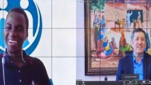 Bakan Selçuk, Uluslararası İmam Hatip Okulları Öğrencileri İle Buluştu