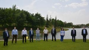 Başkanlardan Eskişehir Ziyaretleri