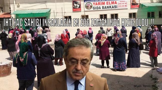 İHTİYAÇ SAHİBİ İNSANLARIN EN ZOR ZAMANINDA HIZIR OLDU..!!