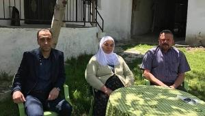 Müdür İrfan Yüksel, 'Anneler Günü'nde Şehit Annelerini Yalnız Bırakmadı