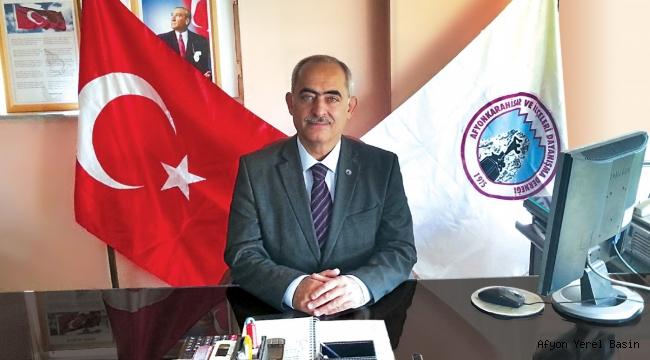Özerkan'ın 19 Mayıs Atatürk'ü Anma Gençlik ve Spor Bayramı ve Kadir Gecesi Mesajı