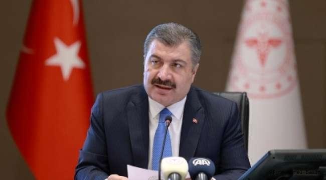 Sağlık Bakanı Koca : Türkiyemiz Koronavirüse Karşı Mücadelesinde İlk Dönemi Tamamlamıştır