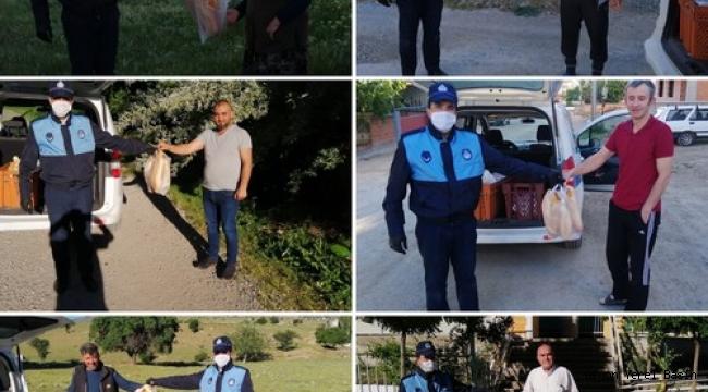 VATANDAŞLARIMIZA BAYRAMDA BİR TELEFON KADAR YAKINDIK