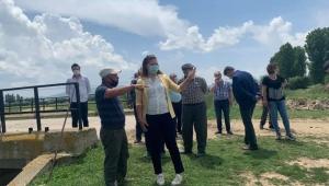 """AKP Saraycık'ta da köylünün merasına gözünü dikti"""