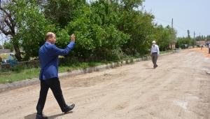 """Başkan Bozkurt """" Sokakları Nakış Nakış İşliyoruz"""""""