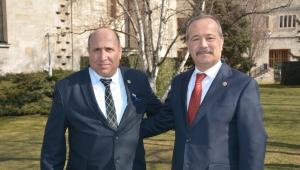 Başkan Çalışır'dan Milletvekili Taytak'a teşekkür
