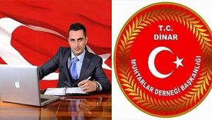 Başkan Gürpınar, Muhtarlara Teşekkür, Rahatsızlanan Muhtara da Şifa Diledi