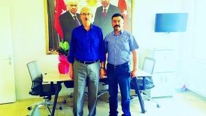 Başkan YRD. Muharrem Öztürk'den Basın Açıklaması