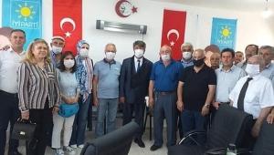 İYİ Parti Dinar'da Toplandı