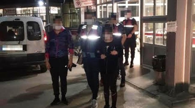 JANDARMA EKİPLERİ FUHUŞ'A YÖNELİK OPERASYON BAŞLATTI..!