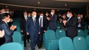 MHP'li Belediye Başkanları istişare toplantısına katıldı