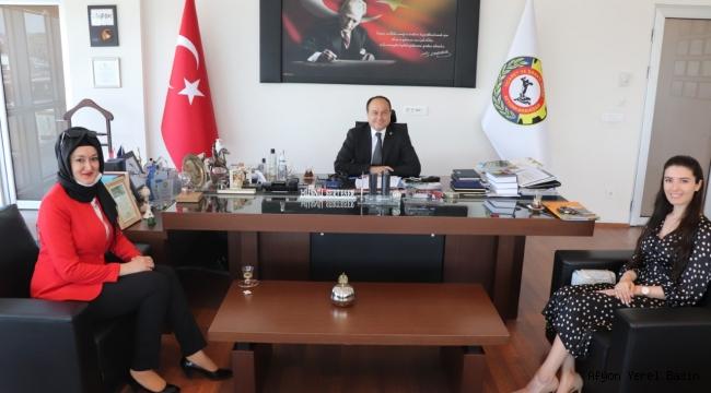 MİNİK ATOM KARINCA AKADEMİ'DEN SERTESER'E ZİYARET