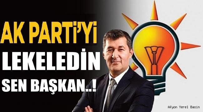 AK'I LEKELEDİN SEN BAŞKAN..!